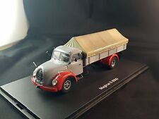 MAGIRUS S6500 TRUCK  - 1/43 SCHUCO LIMITED EDITION