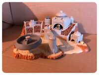Micro Machines Star Wars Episode One Pod Racing Arena Play Set 1998 - Used