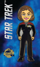Captain Janeway - exklusiver Sammler Collectors Pin Metall - Star Trek - neu