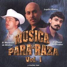 Various Artists : Musica PaLa Raza 1 CD