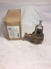 "Cash Acme 1/2"" E3 pressure regulating valve 10932-0045 Max P 300, Range 10-40"