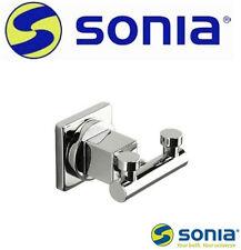 "Sonia ""Dynamicuadro"" 114528 Metal Robe Hook Double Size: W45 x H35 x D55mm NIB"