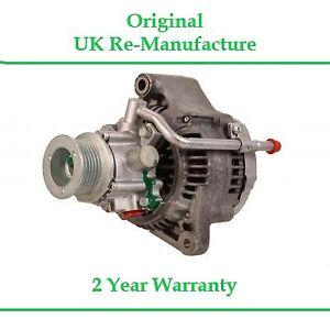 Alternator fits MG ZR   Rover 220 & 620   Land Rover Freelander I   Honda Civic