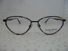Carolina Herrera* CH2001-3878 Vintage 80's Womens Eyeglasses (RJ10)@