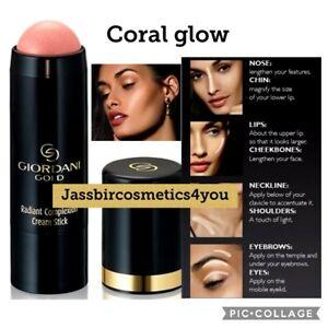 Oriflame Giordani Gold Radiant Complexion Cream Stick- Coral GLOW