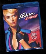 Legend of Billie Jean (Blu-ray) Helen Slater Peter Coyote Christian Slater NEW