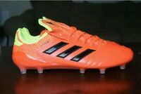 Adidas Men's Soccer shoes Cleated Copa 18.1 FG Red/Blk/Yellow DB2169 Size 11