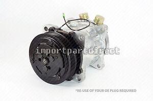 BRAND NEW A/C Compressor for Ferrari 348 355 1989-1997 w/ one year Warranty