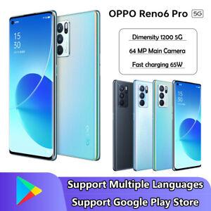 6.55'' Oppo Reno 6 Pro 5G Dimensity 1200 Octa Core 256GB/128GB 64MP 4500mAh NFC