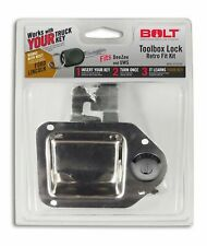 Bolt Lock 7022698 Toolbox latch Ford uses ignition key