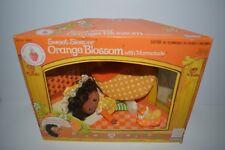 Kenner Strawberry Shortcake Doll Sweet Sleeper Orange Blossom NRFB Perfect SEAL*