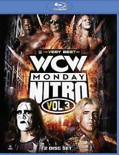 WWE: THE VERY BEST OF WCW MONDAY NITRO, VOL. 3 NEW BLU-RAY