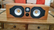 monitor audio silver 10i center speaker in cherry,