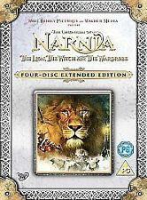 The Chronicles Of Narnia - The Lion, The Witch And The Wardrobe (DVD, 4-Disc Set