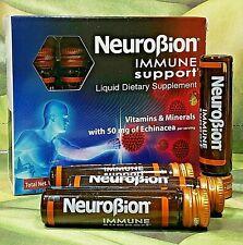 NEUROBION IMMUNE SUPPORT VITAMINAS 10 Drinkable Vials VITAMINS MINERALES BEBIBLE