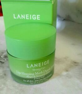 Laneige Lip Sleeping Mask in Apple Lime 20 g BNIB