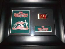 Rocky Horror Picture Show Framed Movie Film Cell Memorabilia - Compliments dvd