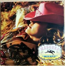 Madonna - Music CD single 2 trk Germany (cardboard)