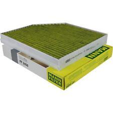 MANN-FILTER Biofunctional Pollenfilter Innenraumfilter für Allergiker FP 2450
