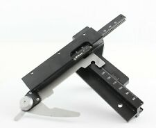 Nikon Alphaphot Xy Stage Microscope