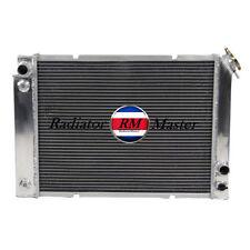 ALUMINUM RADIATOR FOR 1984-1988 PONTIAC FIERO V8 CONVERSION 3ROW 1985 1986 1987