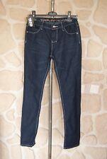 Jeans denim fille neuf taille 14 ans de marque TRIPLEY étiqueté 24,50€ (dy)
