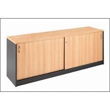 BRAND NEW office home Sliding Doors lockable storage unit buffet Credenza 1800 W