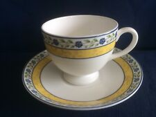 Wedgwood Mistral tea cup & saucer