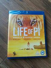 Life of Pi [Blu-ray], DVD   5039036059725   New... FREE POST
