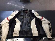 Dainese Racing Leather Jacket Eu52 Uk42