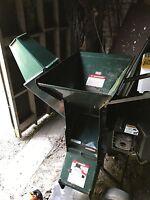 petrol wood chipper/shredder hire Scunthorpe area