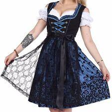 020.  Dirndl Oktoberfest German Austrian Dress Sizes: 4.6.8.10.12.14.16.18.20.22