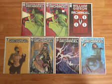 Archangel #1 2 3 4 5 COMPLETE SET (2016 IDW) -- WILLIAM GIBSON!  NM!