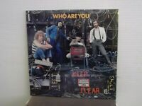 "The Who, MCA,""Who Are You"",US,LP,stereo,STILL SEALED, 1978 original,RARE!"