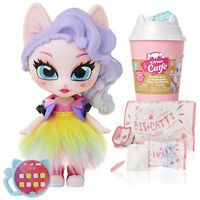 Kitten Catfe Purrista Girls Series 1 Mystery Coffee Cup Doll Pack - Kids Gift