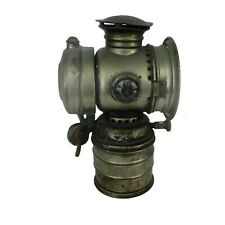 Vitaphare Lamp Metal  Bicycle Carbide Torch Light Acetylene Antique HTF