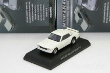 Kyosho 1/64 Nissan Skyline 2000Gt-R Kpgc10 White Neo 2015 Minicar Collection