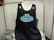 NBA Charlotte Hornets Game Worn Starter Reversible Practice Jersey Size: 2XL