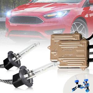 Heavy Duty 6000K D2H D2S D2R Xenon Car Replacement HID Factory Head Lights Bulbs