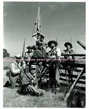 Antietam Lost Images Civil War Re-enactment Selenium Toned Battle Photo #5 |