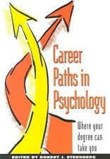 Career Paths in Psychology: Where Your Degree Can Take You - Acceptable - Sternb