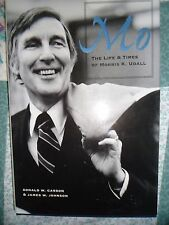 **NEW**Mo: The Life and Times of Morris K. Udall