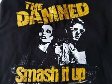 The Damned  - Smash It Up - Zip Hoodie