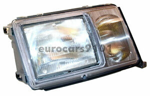 New! Mercedes HALOGEN HEADLAMP and FOG RIGHT OEM AL 1248205661