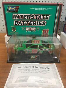 Revell NASCAR 1998 Bobby Labonte #18 Interstate Batteries 1/24 Replica NIB
