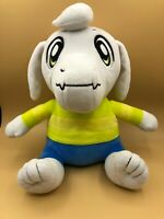 Undertale Asriel Plush Kids Soft Stuffed Toy Doll Video Game Character Monster