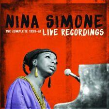 SIMONE, NINA - The Complete 1959-1962 Live Recordings (2CD) (UK IMPORT) CD NEW