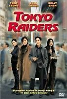 TOKYO RAIDERS DVD CANTONESE & ENGLISH**VGC*R Rated