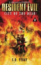 City of the Dead (Resident Evil #3) by S.D. Perry, (Mass Market Paperback), Pock