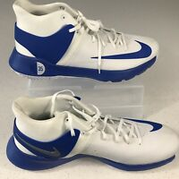 online retailer 0f9a8 2da80 New Nike KD Trey 5 Blue White Mens 18 Basketball Shoe 856484-140 Kevin  Durant